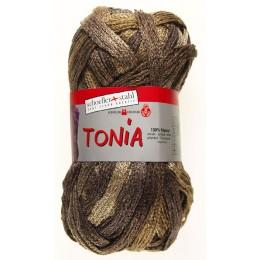 Laine Tonia marron clair
