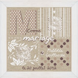 M comme mariage