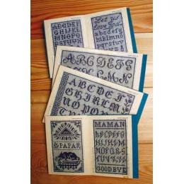 Réédition album ancien Sajou n°2 série bleue
