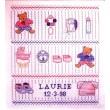 Tableau naissance Laurie