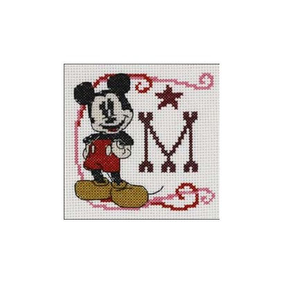 Initiale Mickey