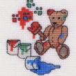 Decorating Teddy