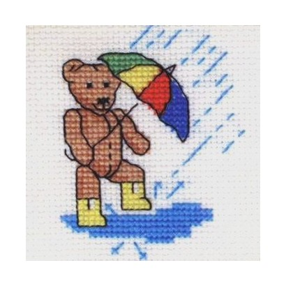 Rainy Teddy