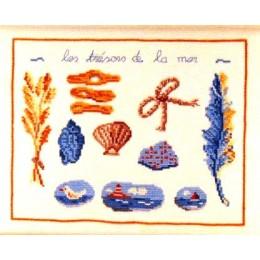 Les trésors de la mer