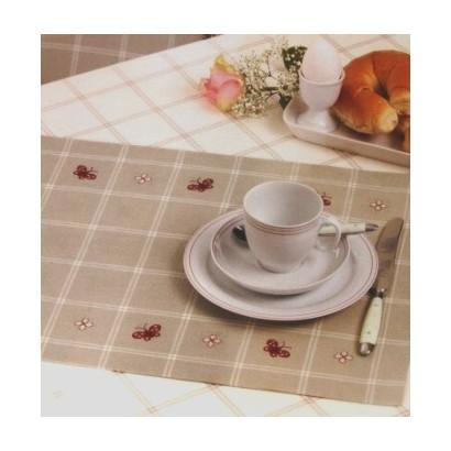 Sets de table Carreaux bis