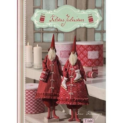 Livre Noël en Tilda