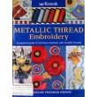 Metallic Thread Embroidery