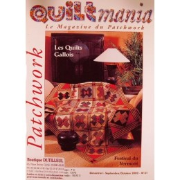 Quiltmania n°31