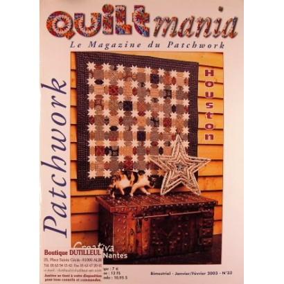 Quiltmania n°33