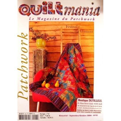 Quiltmania n°43