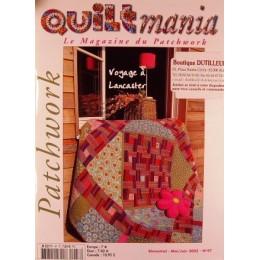 Quiltmania n°47