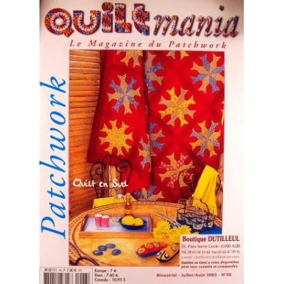 Quiltmania n°48
