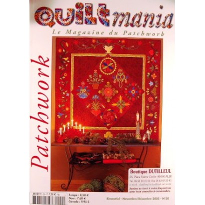 Quiltmania n°50