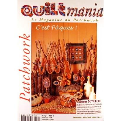 Quiltmania n°52