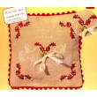Coussin mariage Colombes