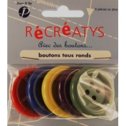 Boutons tous ronds