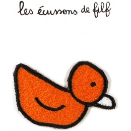 Canard orange