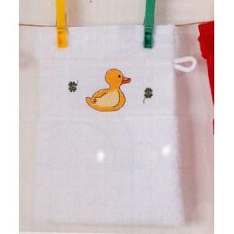 Kit Canard gant de toilette