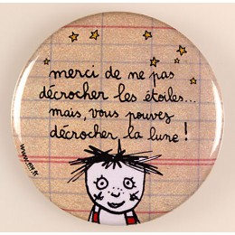 Badge Filf sous les étoiles