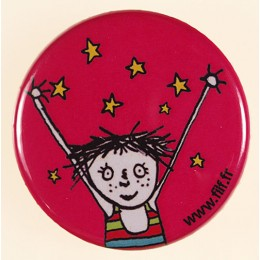 Badge Filf et les étoiles